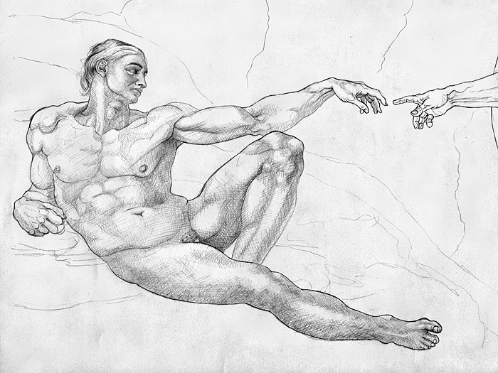 Example for a act drawing